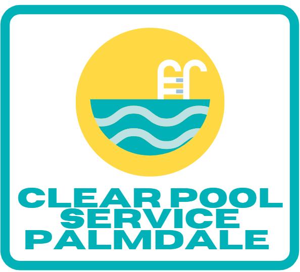 Pool Service Logo